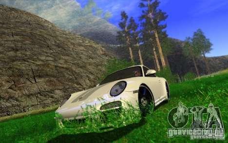 Улучшение графики GTA San Andreas