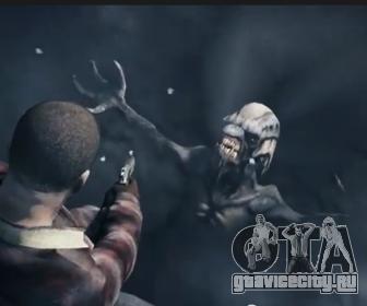 инопланетянин во льду в GTA 5
