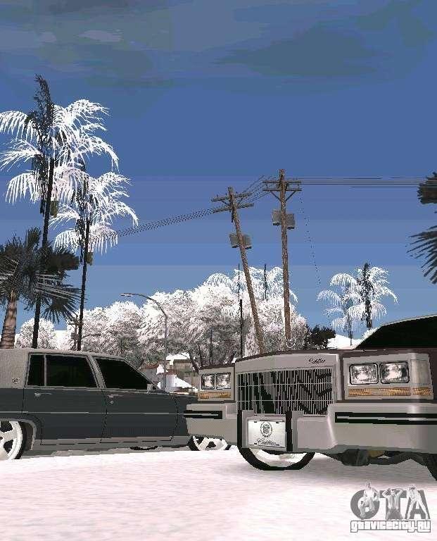 моды для Gta San Andreas с автоматической установкой