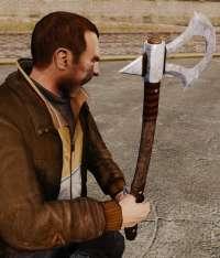 GTA 4 оружие с автоматической установкой скачать бесплатно