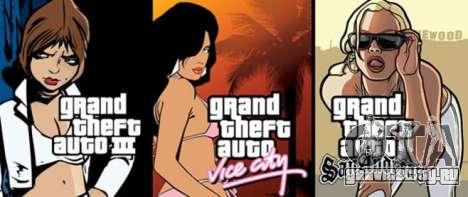 GTA 3, Vice City и San Andreas на Mac OS X