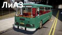 ЛиАЗ для GTA 4