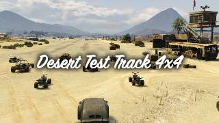 Обновления GTA Online: 10 гоночных трасс от игроков-разработчиков