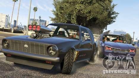 Обновления GTA Online: версия  1.14