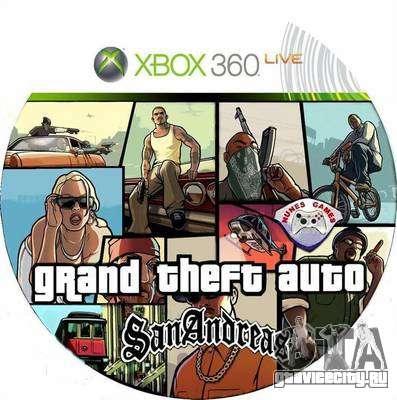 Релиз GTA SA для Xbox в Европе и Австралии