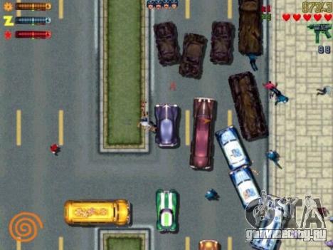 Сценарий GTA 2