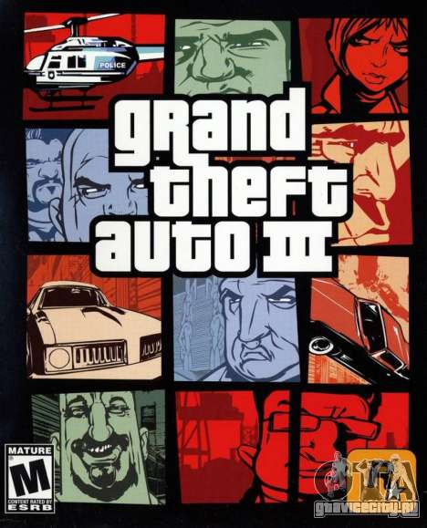 13 лет со дня релиза GTA 3 PS в Европе