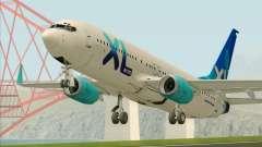Boeing 737-800 XL Airways для GTA San Andreas