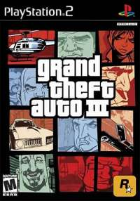 Все коды GTA 3 на PlayStation 2