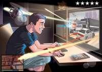 Забавные картинки по мотивам GTA 5