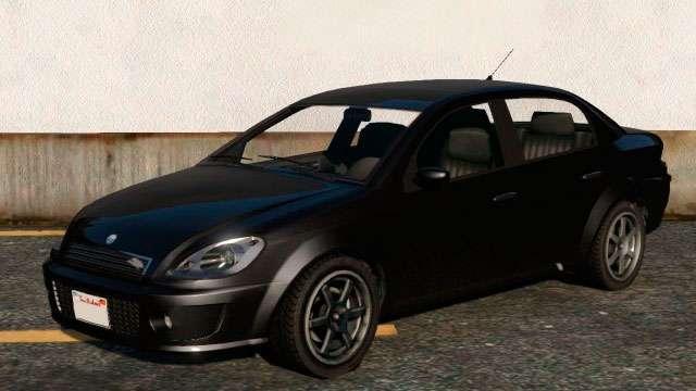 DeClasse Premier из GTA 5