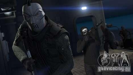 «Налет на Humane Labs» (Human Labs Raid) в GTA Online