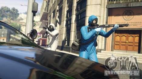 GTA 5 ограбления