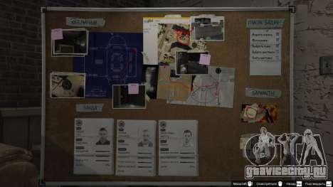 Выбор подельников для ограблений в GTA 5