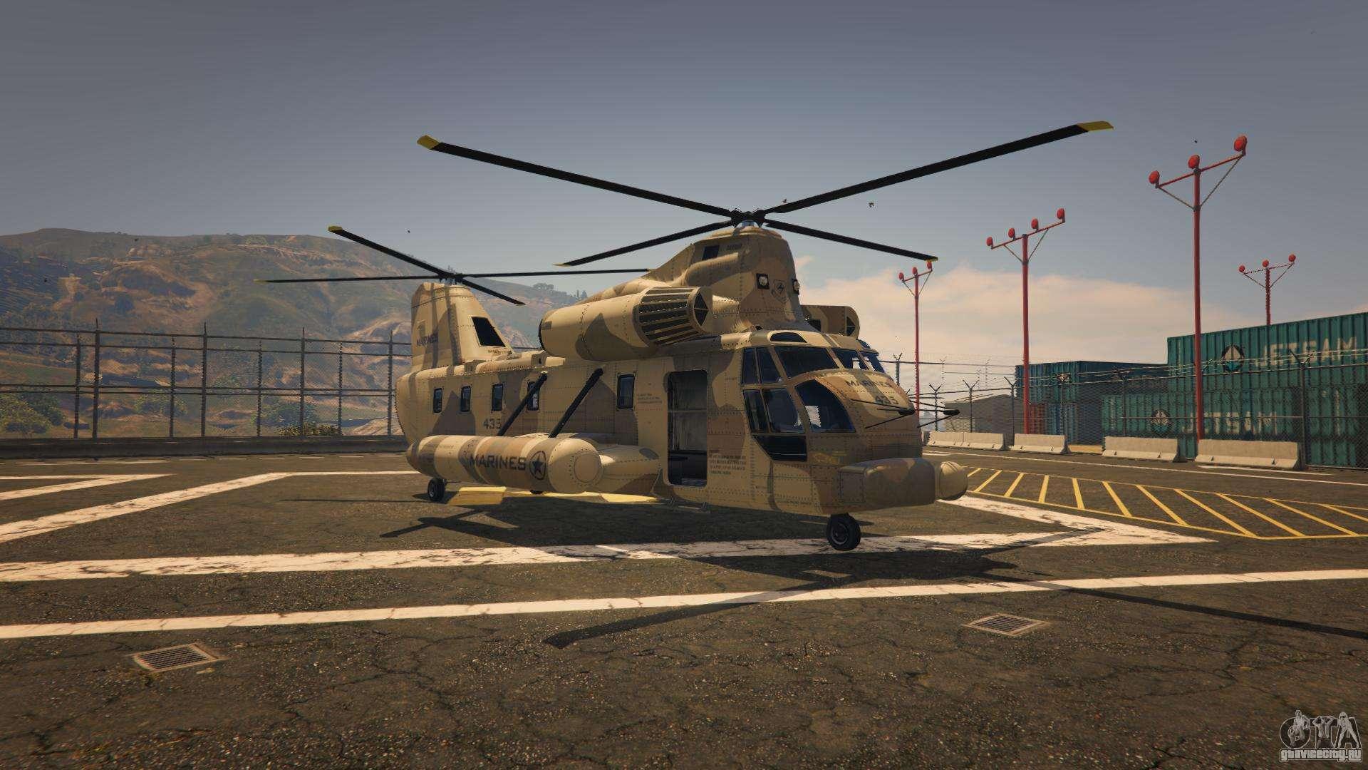 В GTA 5 обнаружена секретная военная база - Блоги