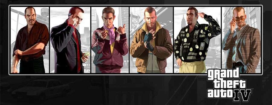 Новости GTA 4 - свежие обновления и слухи