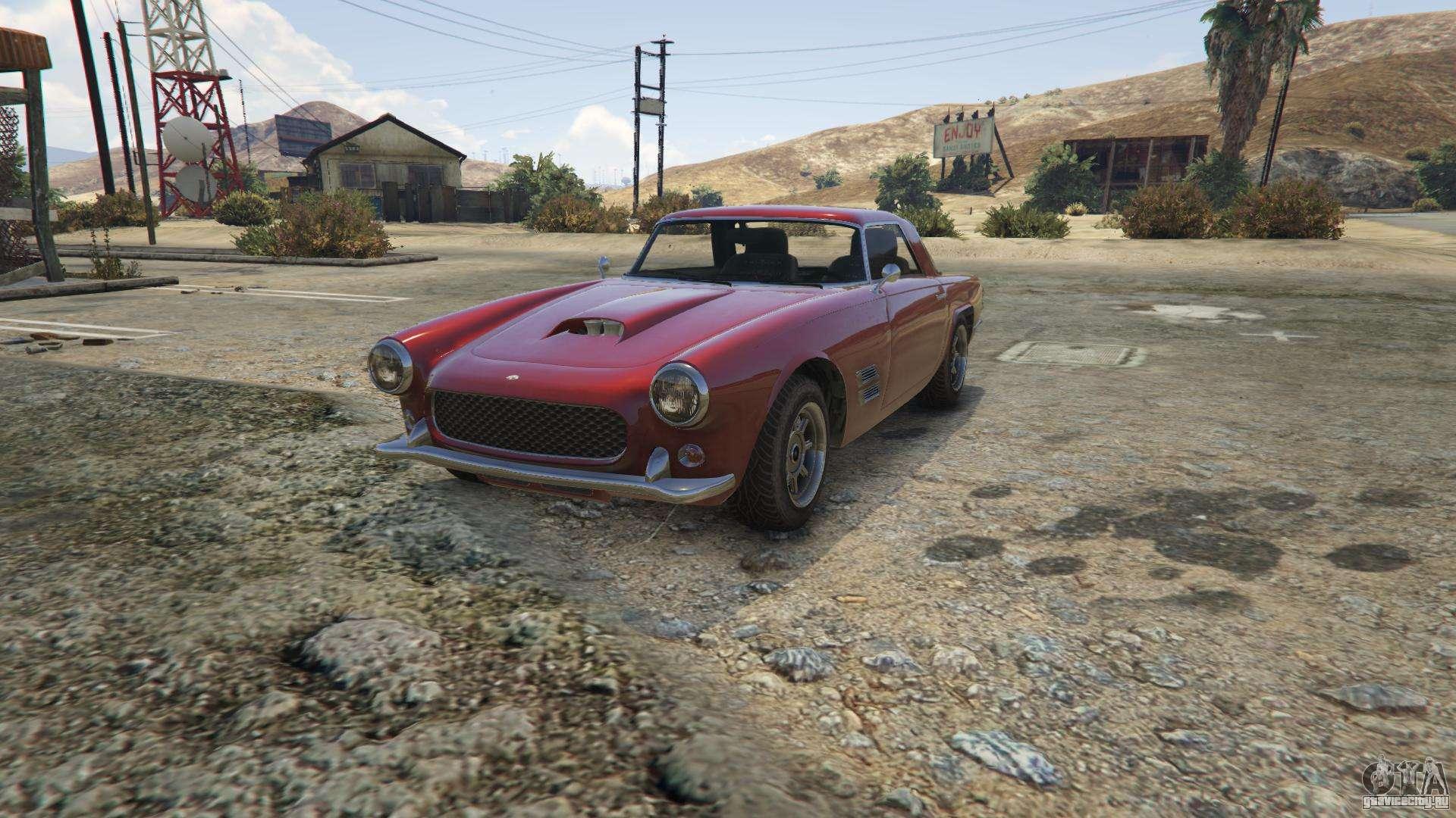 Lampadato Casco из GTA 5 - вид спереди