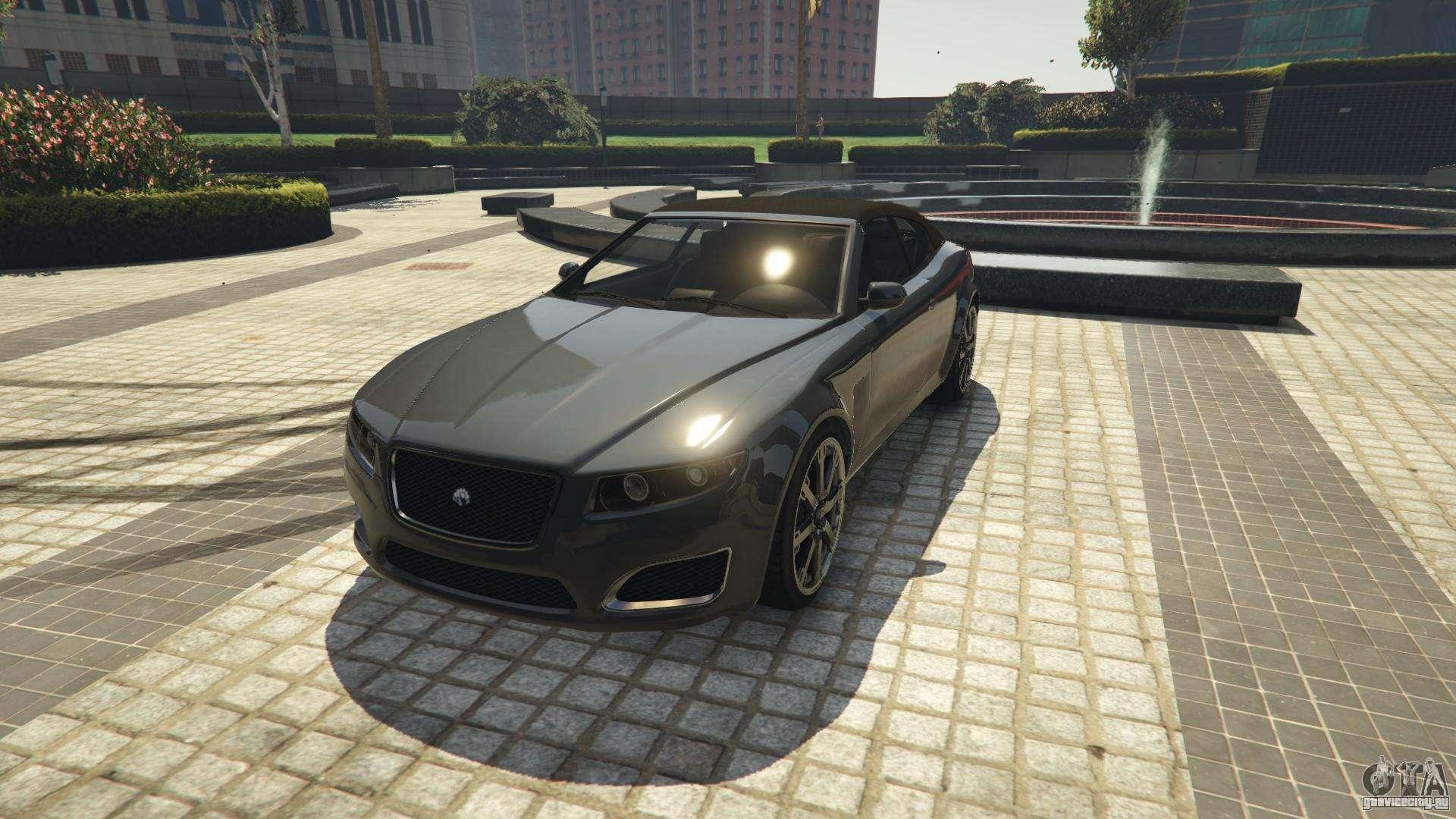 Lampadati Felon GT из GTA 5