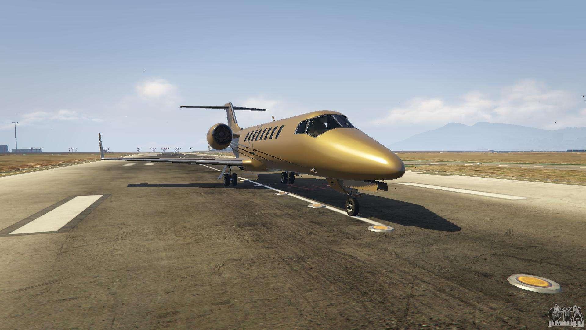 Buckingham Luxor Deluxe из GTA 5