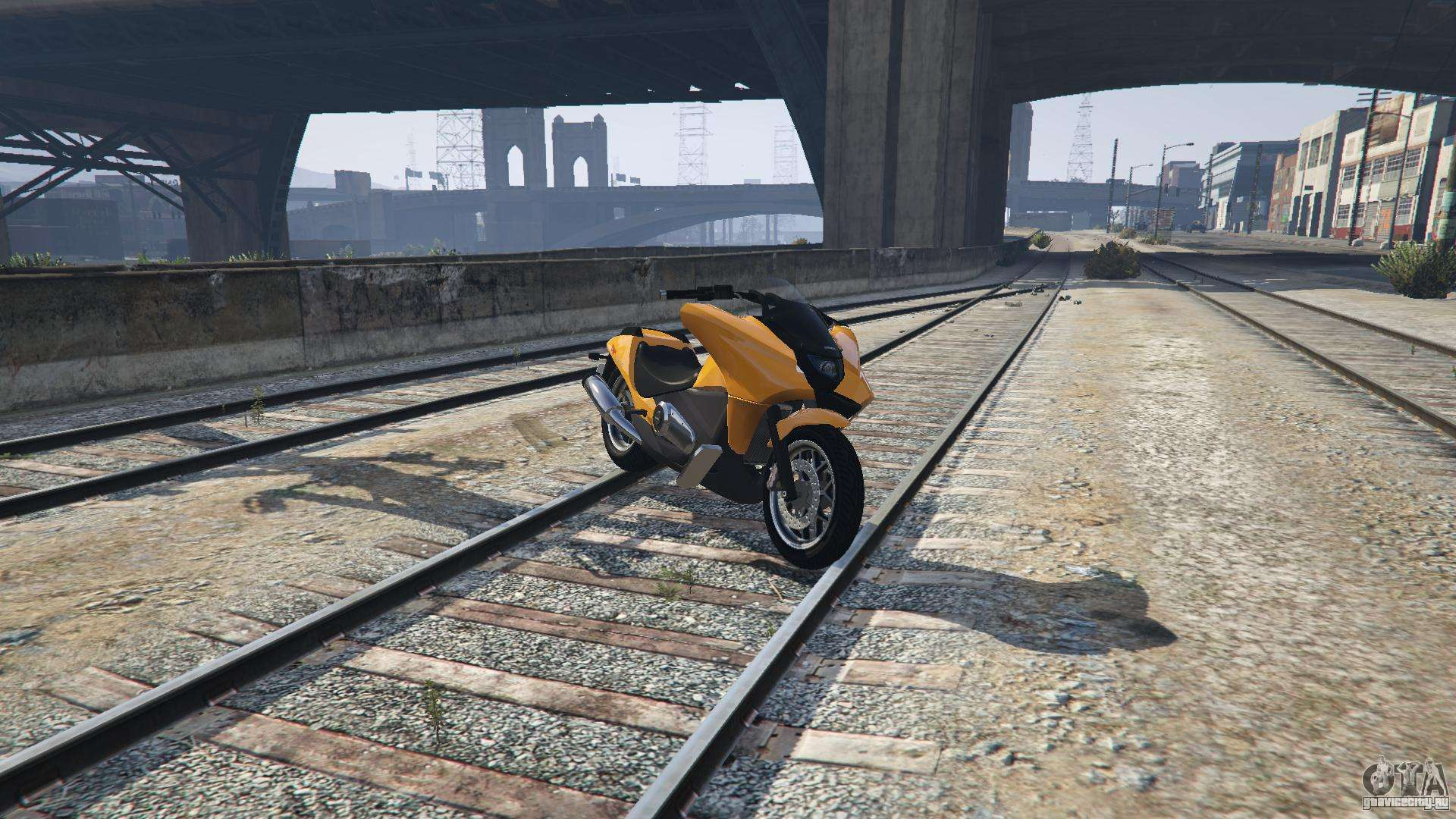 Dinka Vindicator из GTA 5