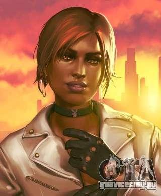 GTA Online Character Portrait