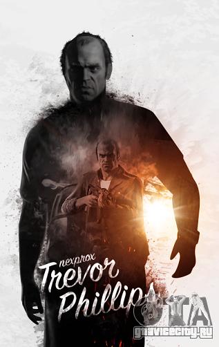 Trevor Philips от Maxim Lisovki