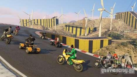 Новая премиум гонка Турбина в GTA Online