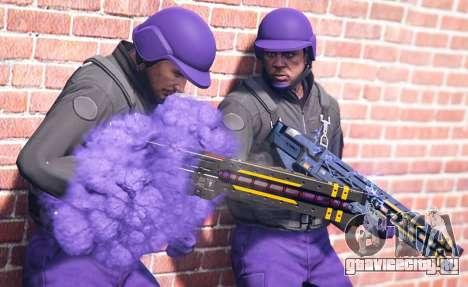 GTA 5: Фан-арт от Notorious Mercs
