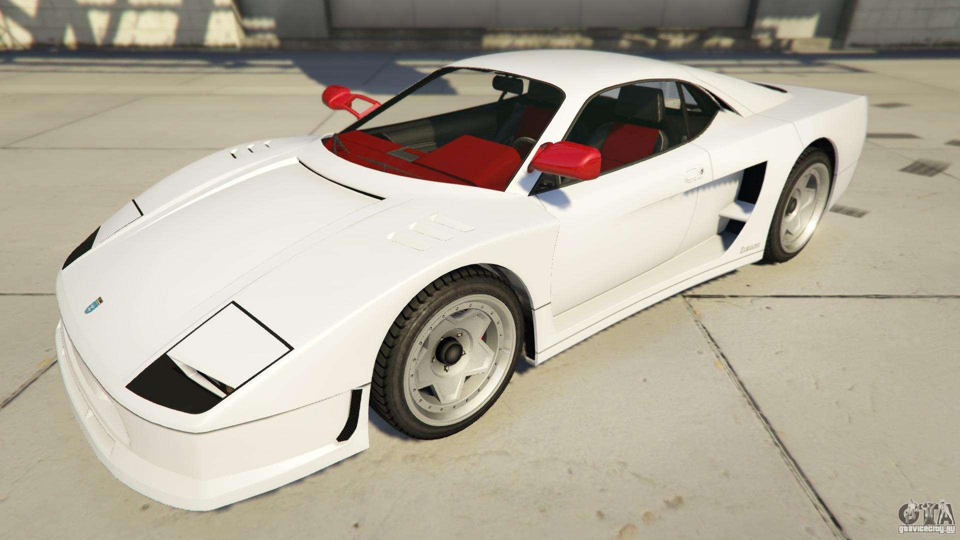 Grotti Turismo Classic из GTA Online