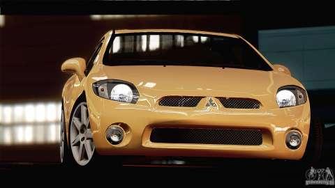 Эксклюзив: Mitsubishi Eclipse 2006