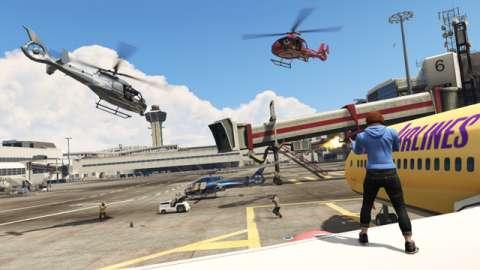 Обновление Capture для GTA Online
