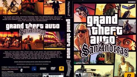 GTA San Andreas исполнилось 9 лет!