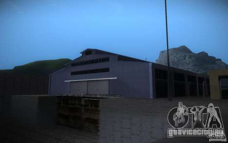 San Fierro Re-Textured для GTA San Andreas десятый скриншот