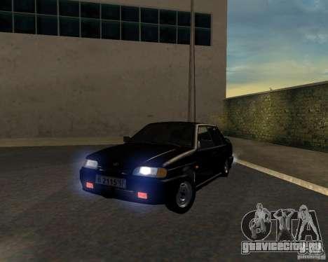 ВАЗ 2115 TJK для GTA San Andreas