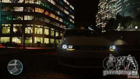 Volkswagen Polo для GTA 4 вид сверху