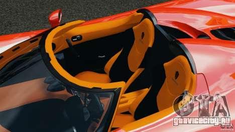 Koenigsegg CCX 2006 v1.0 [EPM][RIV] для GTA 4 вид снизу