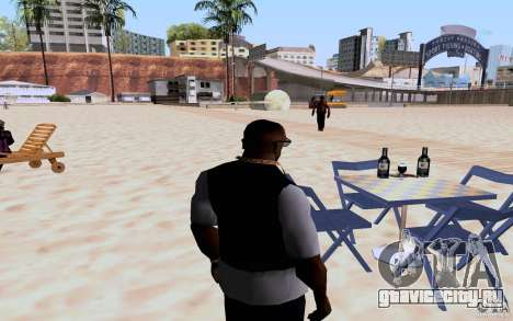Reality Beach v2 для GTA San Andreas седьмой скриншот