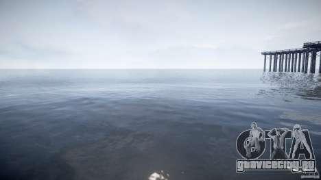 Water Effect Better Reflection для GTA 4