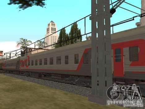 ЖД мод IV final для GTA San Andreas десятый скриншот