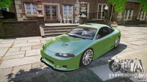 Mitsubishi Eclipse для GTA 4