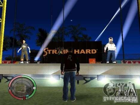 Концерт АК-47 v2 для GTA San Andreas четвёртый скриншот