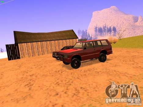 Huntley Superior для GTA San Andreas