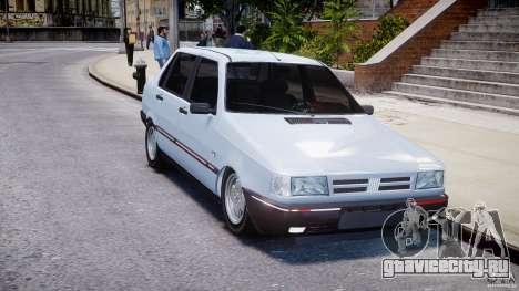 Fiat Duna 1.6 SCL [Beta] для GTA 4 вид сзади