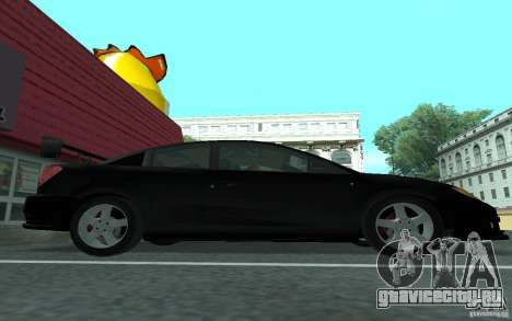 Saturn Ion Quad Coupe для GTA San Andreas
