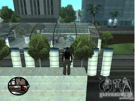 Doherty Plaza - Новая дороти для GTA San Andreas третий скриншот