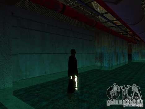 Новый толстый баллас для GTA San Andreas второй скриншот