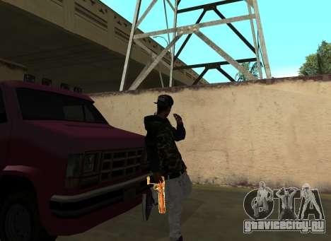 A$AP Rocky для GTA San Andreas третий скриншот
