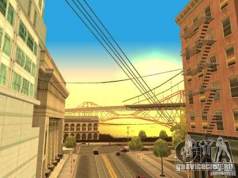New Sky Vice City для GTA San Andreas четвёртый скриншот