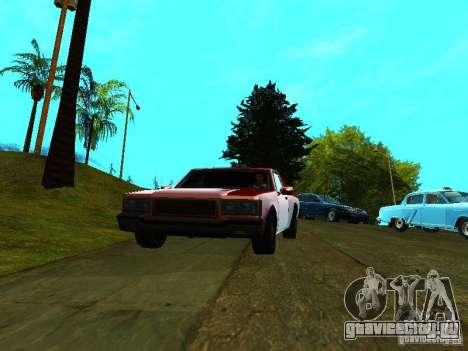Picador для GTA San Andreas вид справа