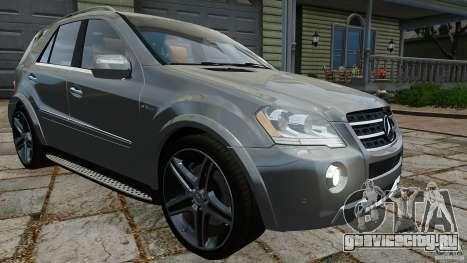 Mercedes-Benz ML63 AMG для GTA 4